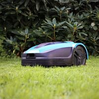 Hyundai Robot Lawn Mower 625sq Metre, Smart Mowing Functionality | HYRM1000