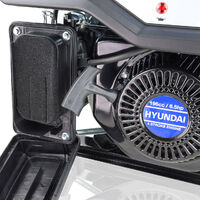 Hyundai 2.2kW / 2.75kVa* Recoil Start Site Petrol Generator | HY2800L-2