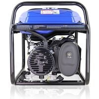 Hyundai 3.2kW / 4.00kVa* Recoil Start Site Petrol Generator | HY3800L-2