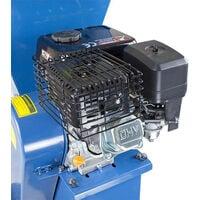 Hyundai 7hp 208cc Electric Start Wood Chipper | HYCH7070E-2