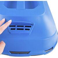 Hyundai 38cm Corded Electric 1600w/230v Roller Mulching Lawnmower | HYM3800E