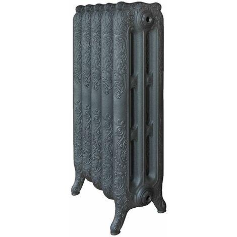 Radiateur fonte Floréal Chappée 5 éléments Hauteur: 750 mm Puissance: 720W