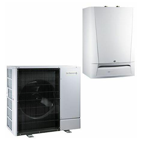 Pompe à chaleur Air / Eau monobloc HPI-M De Dietrich 6 kW pour rèleve chaudière
