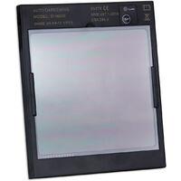 STAHLWERK ST-900X Casque de soudage entièrement automatique, 5 disques de rechange inclus et sac de rangement, noir, 7 ans de garantie * sur le filtre