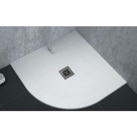 Plato de ducha de esquina Logic - 80 x 80 cm