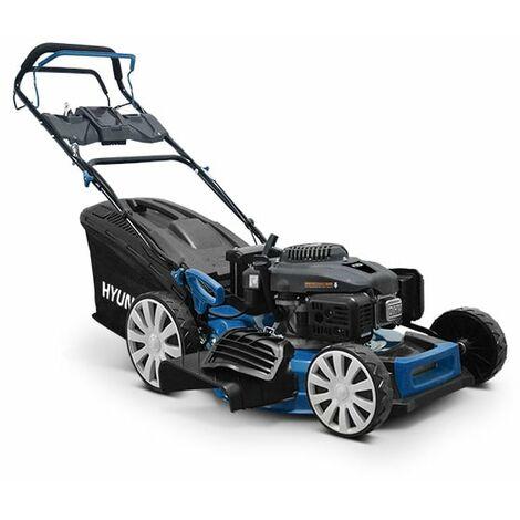 HYUNDAI Tondeuse thermique 173 cm³ 50.2 cm auto-tractée HTDT5070ES-2