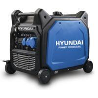 HYUNDAI Groupe électrogène 6.5kw HY6500SEI