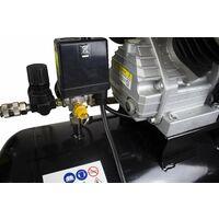 HYUNDAI Compresseur 100 L 8 bar 3 hp 369 L/min HC100L-A