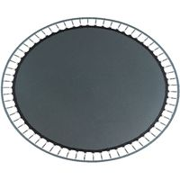 """Trampoline Replacement Jumping Mat for 17 x 15 Ft Oval Trampoline with 96 V-Rings for 7"""" Springs - MAT ONLY"""