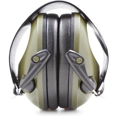 Protector auditivo, proteccion auditiva de disparo de orejeras tacticas