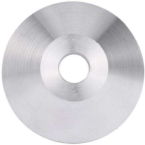Copa de muela de diamante de resina, accesorios de amoladora de afilador, 100x20x10x5mm