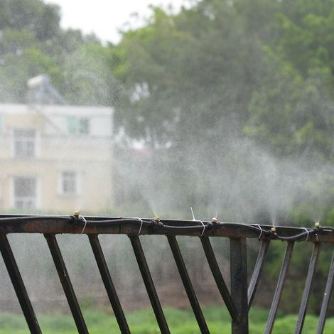 Nebulizador de terraza