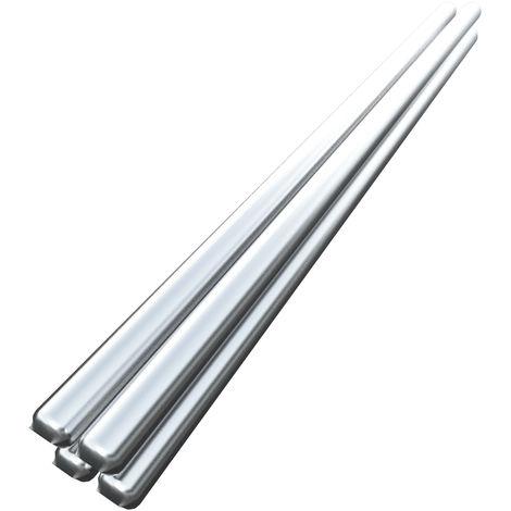Alambre de soldadura de aluminio de baja temperatura, 4.0mm*230mm, 4 piezas
