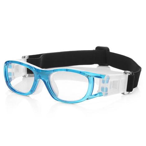 Gafas de baloncesto para ninos Gafas protectoras, Gafas deportivas,Azul