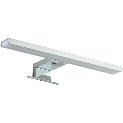 Luz LED para espejo, luces para gabinetes de bano, luz para espejo de maquillaje, IP44,6W,28cm