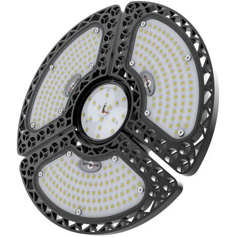 Garaje LED luces, luces de techo de 60W LED, E26 deformable