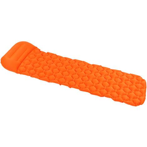 Acampar colchon inflable de humedad Mat Playa En El amortiguador de aire del colchon sofa cama con la almohadilla de colchon al aire libre