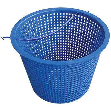 Cesta de filtro de piscina Cesta de basura de hoja Pieza limpia de piscina