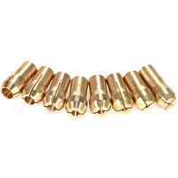 DIY 6 en 1 maquina perforadora amoladora, kit de herramientas de fresado de torneado