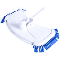 Aspirador de piscina, con conexion de manguera giratoria