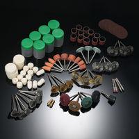 337PCS, 1/8 '' Cana Rotary Tool Set de accesorios, Lijado Pulido Rectificado broca de corte Accesorio