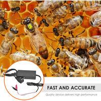 Fundacion apicultura Cera Embebedor Electric Wire Embebedor Calefaccion Dispositivo Colmena Equipo Instalador