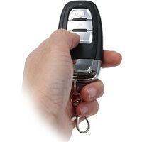 Sistemas de alarma para automoviles Interruptor de SUV para automovil Entrada sin llave Sistema de alarma de arranque del motor Boton de encendido Parada de arranque remoto Sistema antirrobo automatico sin sensor de vibracion