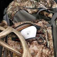 Mini generador de ozono Purificador de aire portatil para automovil Desodorizador Purificador de aire O3 recargable USB Eliminador de olores para automovil, refrigerador, calzado, gabinete, blanco