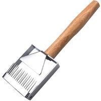 Tagliare la forcella miele, sbavatura taglio miele coltello rake miele (non puo inviare Baleares)