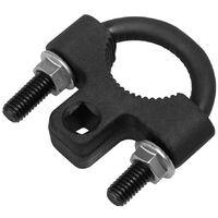 Installazione e rimozione del bilanciere del telaio dell'auto con utensile interno da 3/8 di pollice