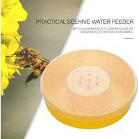 Alimentatore superiore del coperchio della scatola delle api giallo BFW-019