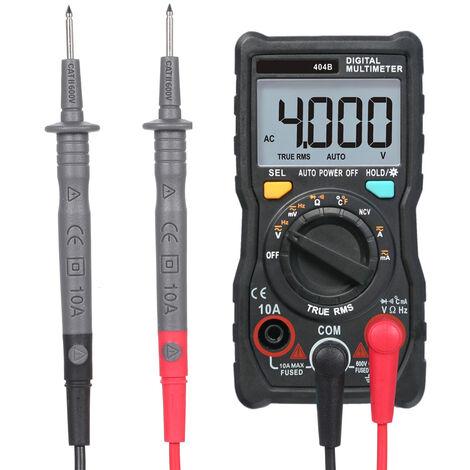 Multimeter, Stromspannungs-Temperaturmessgerat, Rm404B