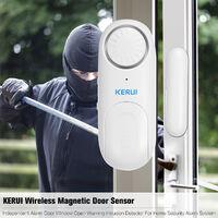 Unabhangige magnetische Tur vor Ort, magnetische Fenstertur und magnetischer Tursensor mit Fensteralarmmodell: KR-D1