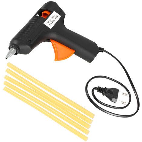 Dent repair glue gun + 5 glue sticks