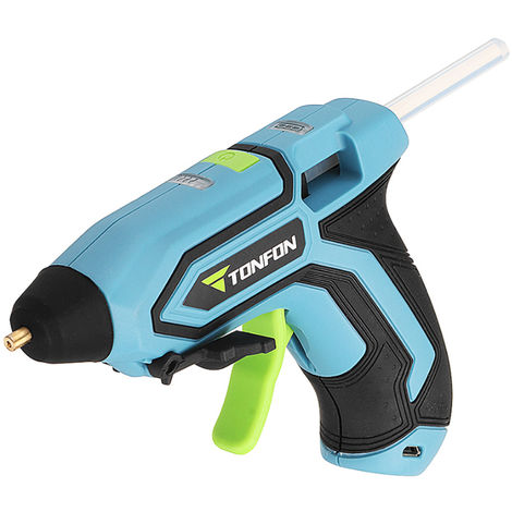 Wireless use rechargeable 3.6V glue gun