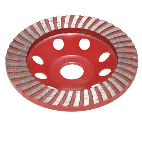 125mm grinding wheel thick diamond grinding wheel 22mm