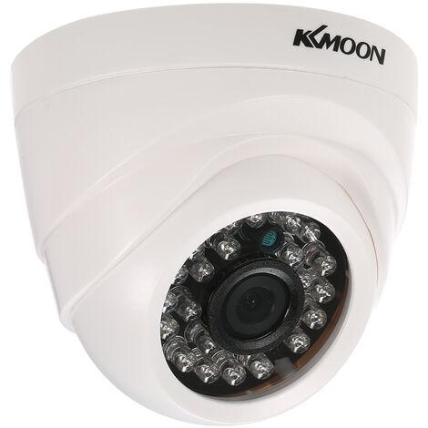 1080P HD Night Vision Dome Analog Camera 3.6mm Model: WQ-1004