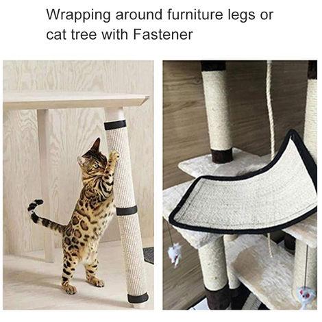 Pet Cat Scratch Pad Beige Nail 40x29cm
