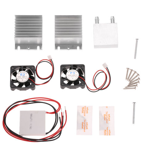 Thermoelectric Cooler Refrigeration Cooling System 12706A