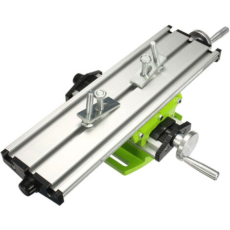 Multi-function Milling Machine Bench Drill Vise Fixture