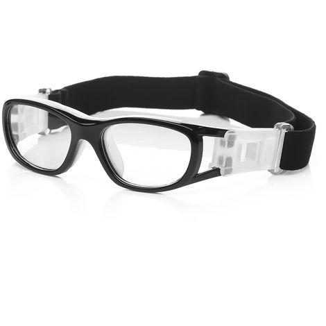 Kid's Basketball Goggles Protective Glasses Football Soccer Eyewear Eye Protector Sports Safety Goggles,Black