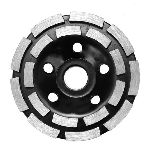 Diamond Grinding Disc Abrasives Concrete Tools Consumables Diamond Grinder Wheel Metalworking Cutting Masonry Wheels Cup Saw Web,model: 1