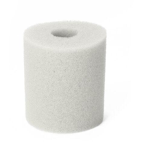 Washable Reusable Swimming Pool Filter Foam Sponge Cartridge for Intex Type A,model:White 3
