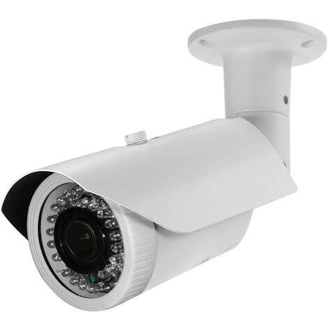 5MP ( 4MP/1520P/1440P/1080P) Camera HD Bullet POE IP Camera 2.8~12mm Manual Zoom Varifocal Focus Lens H.264/H.265 Optional 1/2.7