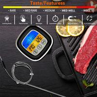 BBQ thermometer EN2022-1, Grey