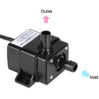Submersible pump Suction pump Fish tank circulating pump