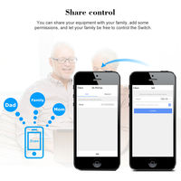 RGB LED Strip Controller by Smart Phone Control Works