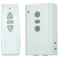Remote Control Switch for Projection Screen Garage Door Electric Curtain