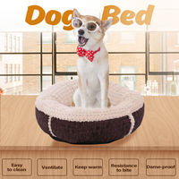Dog Bed Pet Bed Sofa Pet Mat Non-slip Machine Washable Size M
