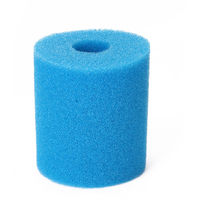 Washable Reusable Swimming Pool Filter Foam Sponge Cartridge for Intex Type A, 102*93*30mm
